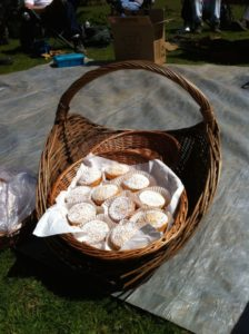 Chawton Cakes for Lunch